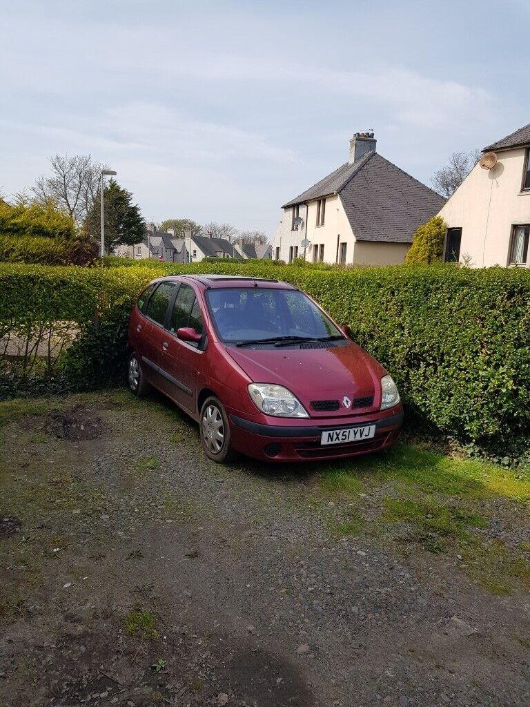 Renault megan scenic 1 6 auto (no mot)   in Aberdeen   Gumtree