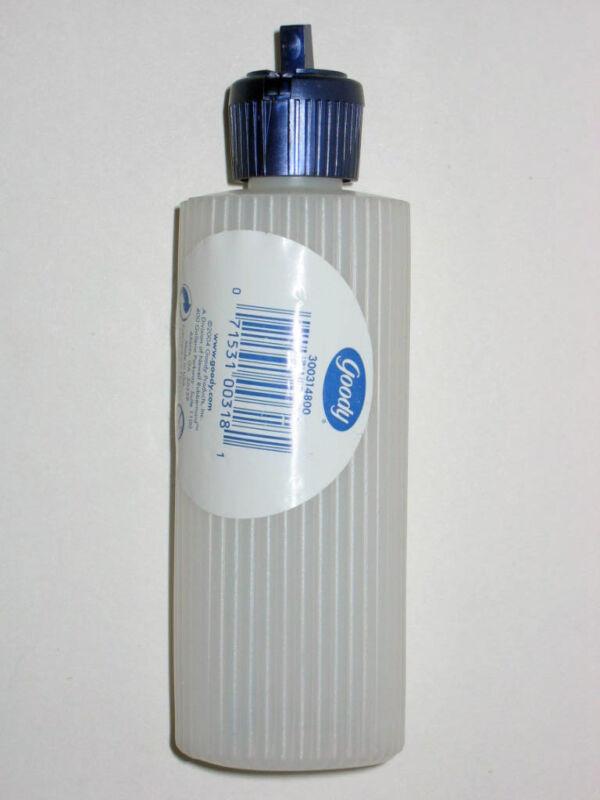 GOODY PLASTIC APPLICATOR TRAVEL BOTTLE - 4 OZ. (00318)