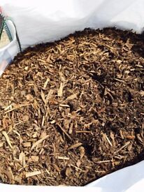 Top Quality Decorative Bark (Mulch)