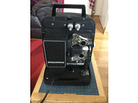 VINTAGE-BELL AND HOWELL(256-ex)8.MM.REEL TO REEL(AUTO)PROJECTOR