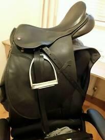 Jeffries falcon saddle