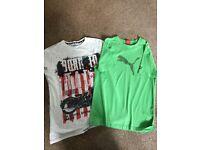 Boys T-Shirts Age 13