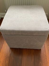 Ottoman/blanket box