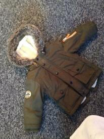 Boys 9-12mnth coat