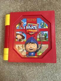 Mike the Knight interactive book