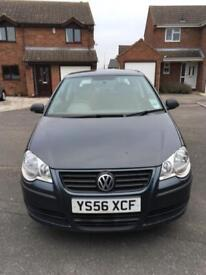 Volkswagen Polo 2007, 1.2 petrol, 45k miles, 2 previous owners, very low millage