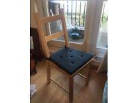 Ikea Ivar chairs (4)