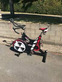 Watt bike trainer