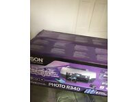 Epson Photo Printer R340 Unopened box