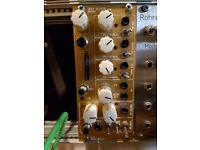 Addac 101 Wavplayer eurorack modular synth module