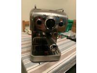 Dualit 3 in 1 Espressivo Coffee Espresso Machine
