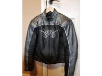 Dainese Ladies leather Motorcycle Jacket