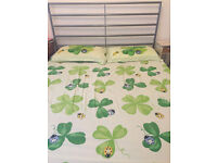 160cm x 200cm King Size Bed for Sale