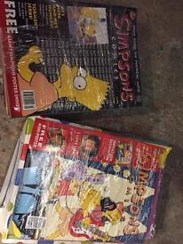 Simpsons Comics - 70+