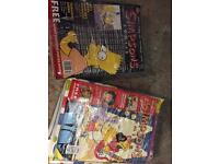 Simpsons Comics - 70+