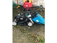 Petrol 125cc lawnmower