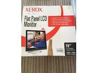 Xerox twin LCD monitor
