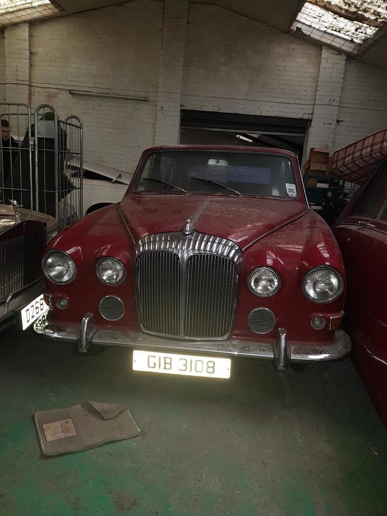 Barn Find Daimler Limousine DS420