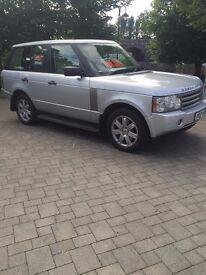 2007 Range Rover HSE 3.6 V8 115,000 Miles Mot'd Warranty Full Service History Very Clean