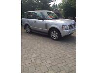2007 Range Rover HSE 3.6 V8 114,000 Miles Mot'd Warranty Full Service History Very Clean