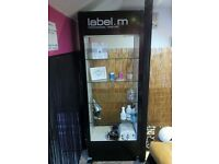 hair/beauty shelve unit