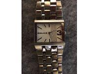 Unisex Poilce Watch