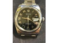 2008 Rolex DateJust watch