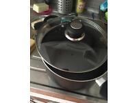 Big cooking pan