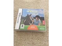 Nintendo DS game: My horse and me 2