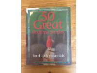 50 Great Bedtime Stories for 4-6 year olds (hardback)