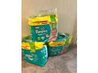 Pampers nappies 174
