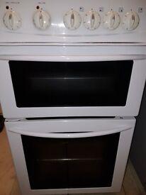 Beko freestanding 50 cm electric cooker vgc
