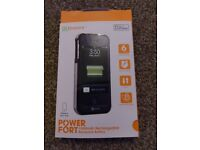 iphone 4 power bank with large charger