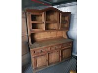 OLD FASHIONED ANTIQUE SIDEBOARD