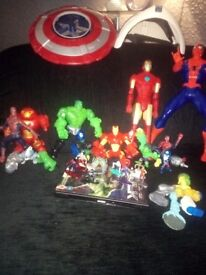 Spiderman marvel toys