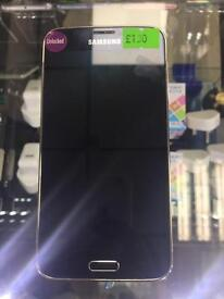 Samsung Galaxy S5 Black Unlocked