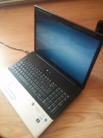 Laptop HP G70 17 inch Fully working Good condition South bank computer