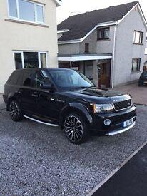 Range Rover sport 3.0 v6 auto