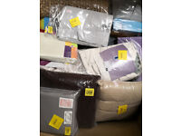 Curtains Bedsheets Full Pallet Of Textiles For Sale