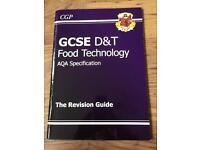 D&T Food Technology AQA revision guide