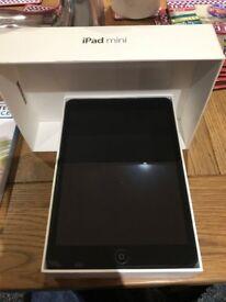 iPad Mini 16GB Space Grey Brilliant Condition