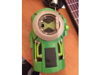 Ben 10 Omnitrix with pop up 3D figure