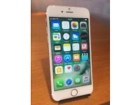 APPLE IPHONE 6 GOLD 16GB O2/GIFFGAFF