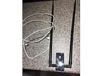 Wi-Fi Modem USB 3.0 dual antennas (worth 36£) dual channel 5Ghz and 2.4GhZ