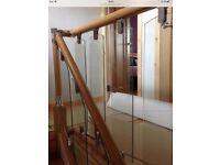 Staircases and doors