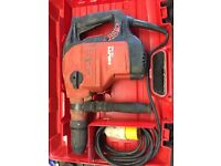 Hilti TE 60 demolition hammer drill