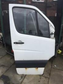 Mercedes Sprinter 2008 Drivers side door