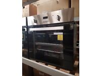 UBETFD602SS 60cm Multi Function Electric Oven