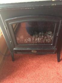 Electric coal burner