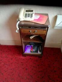 Telephone table/hall stand